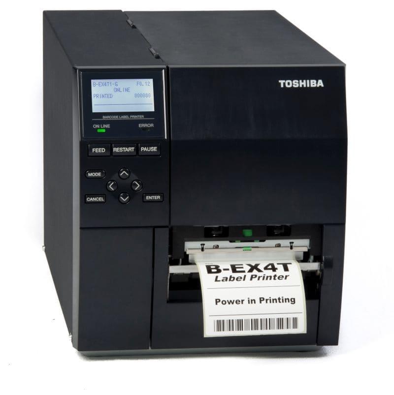 Etikettendrucker-TOSHIBA-B-EX4T1-ANTEGIS