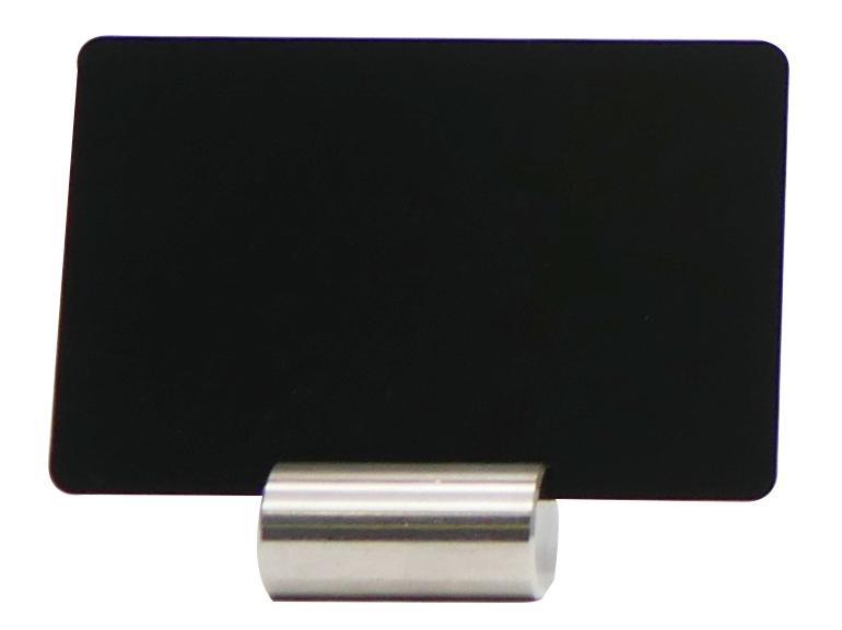 Evolis Preisschildhalter, Metall, AC000013