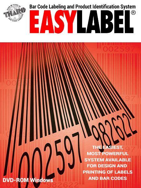 Etikettensoftware-EasyLabel-ANTEGIS