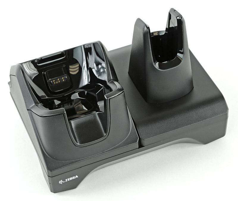Zebra Lade-/Übertragungsstation, USB, CRD-TC8X-2SUCHG-01