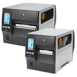 Zebra ZT411, 12 Punkte/mm (300dpi), Disp. (Farbe), RTC, EPL, ZPL, ZPLII, USB, RS-232, BT, Ethernet