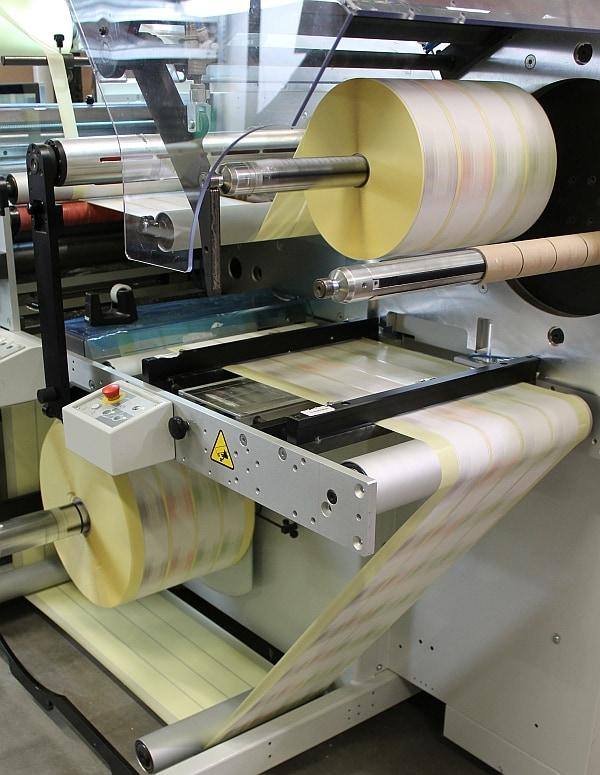 Etikettenproduktion-ANTEGIS