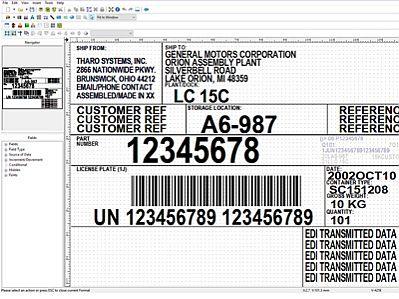 Etikettenlayoutsoftware-EasyLabel-ANTEGIS
