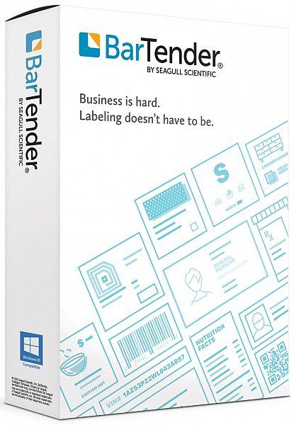 Etikettensoftware-BarTender-ANTEGIS
