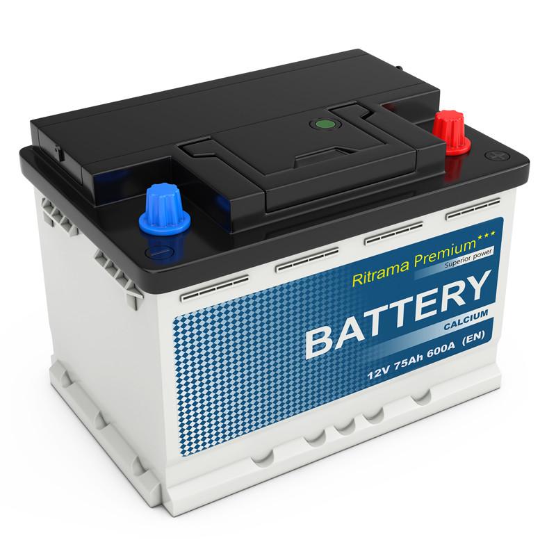 Batterieetiketten